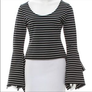 Striped TORN RONNY KOBO The Abyss of the Sleeves